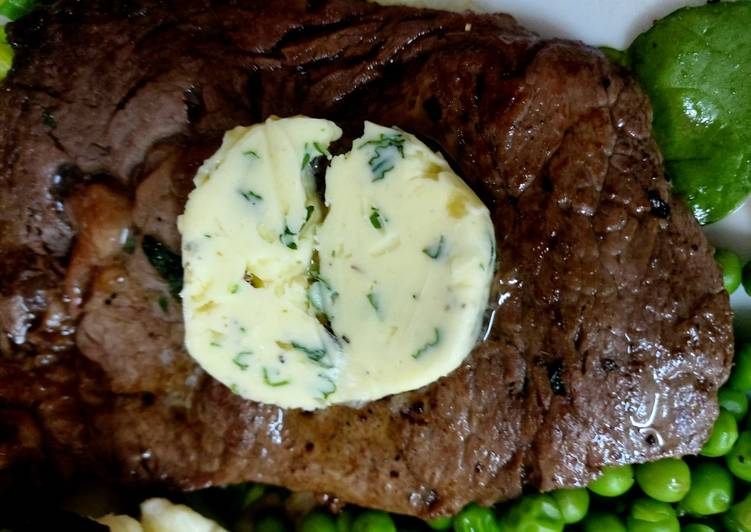 My Sous Vide Ribeye Steak..🥰🥰