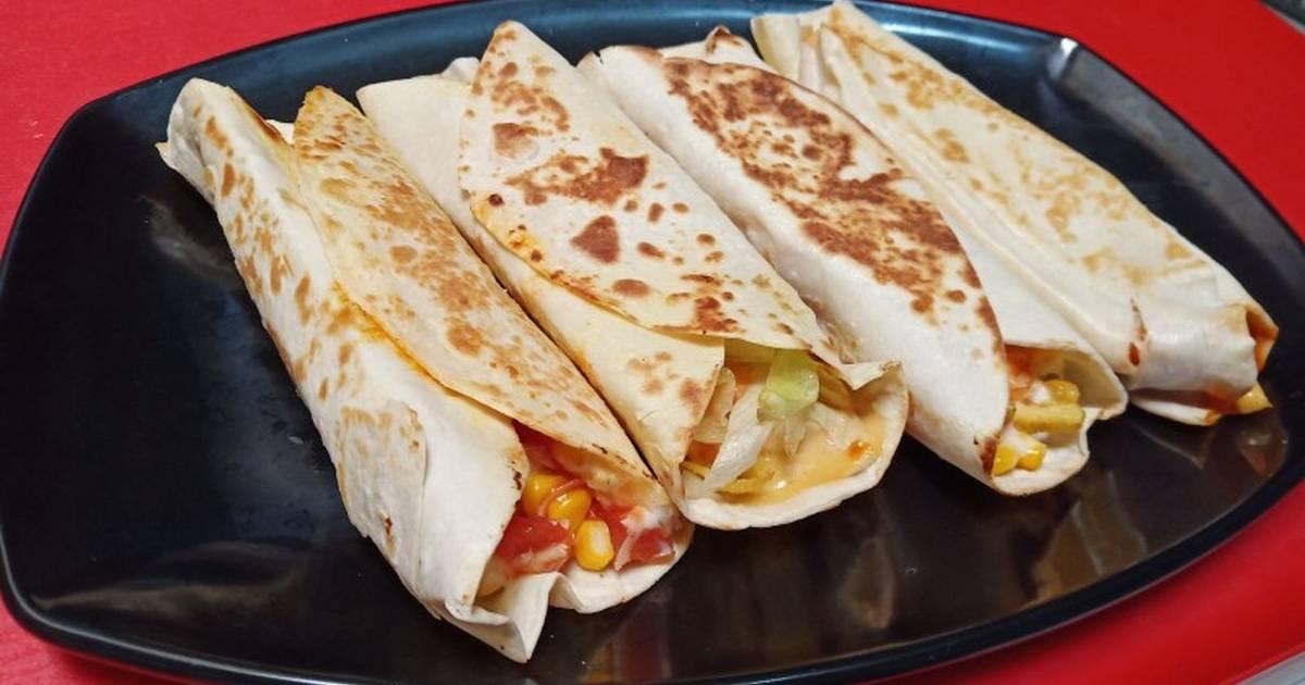 17 Resep Ayam Burrito Enak Dan Sederhana Ala Rumahan Cookpad