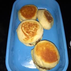 Mac Muffin en sartén muy bueno probalo y me contas