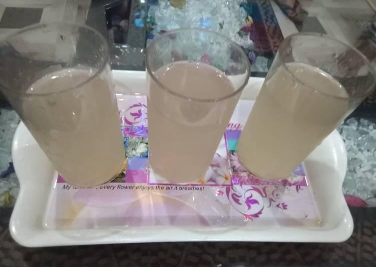 Lemonade (nibuu pani)