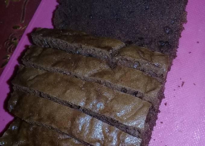 Langkah Mudah untuk Membuat Brownies kukus chocolatos simple Ala Lucky Andreono MasterChef Indonesia