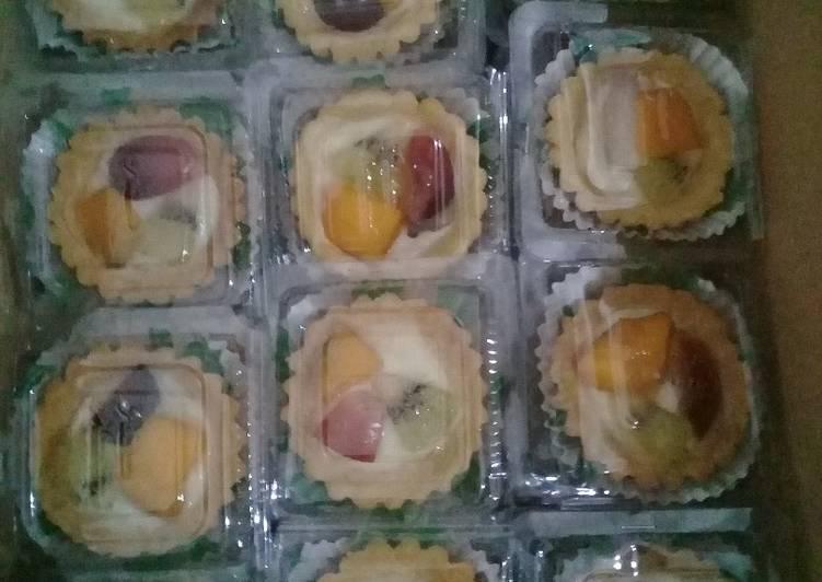 Resep Fruit pie Paling Gampang