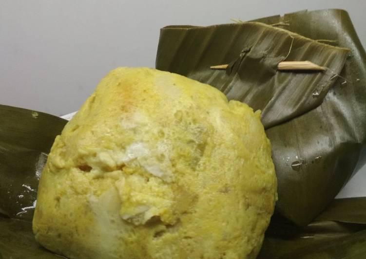 Dori Filet Masak Pepes