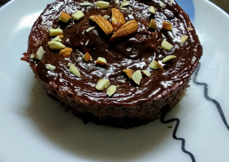 Your Health Can Be Impacted By The Foods You Decide To Eat Garbanzo Flour(Besan) Chocolate Cake