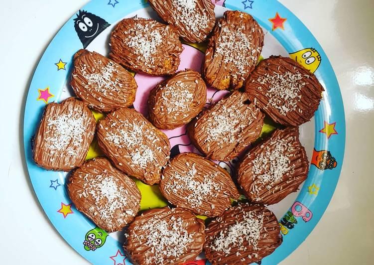 Recette Des Biscuits Granola maison