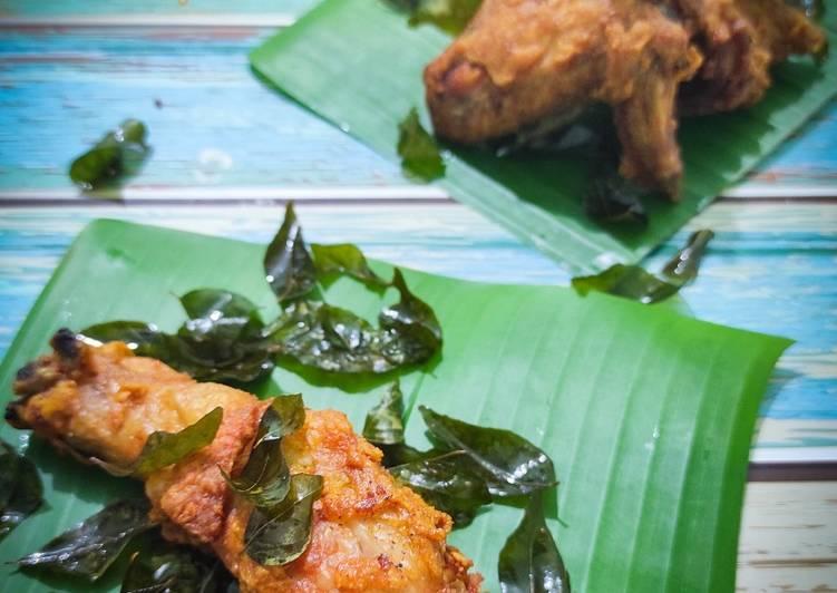Ayam Goreng Mamak Style