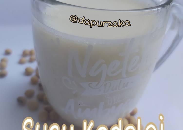 064》Susu Kedelai Rasa Original Tidak Eneg