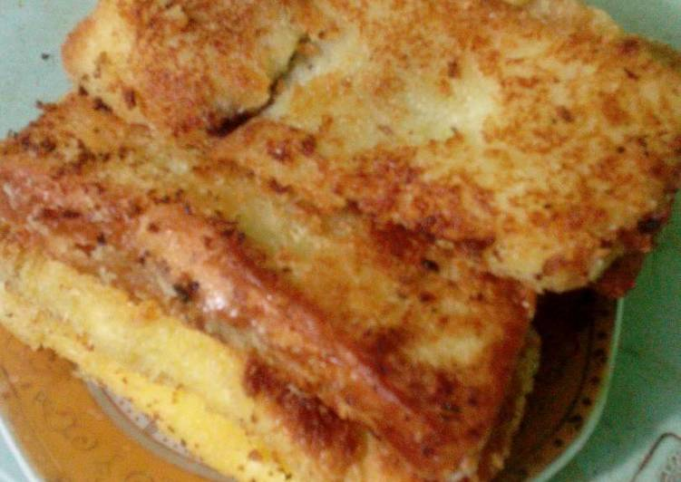 French Toast Pisang
