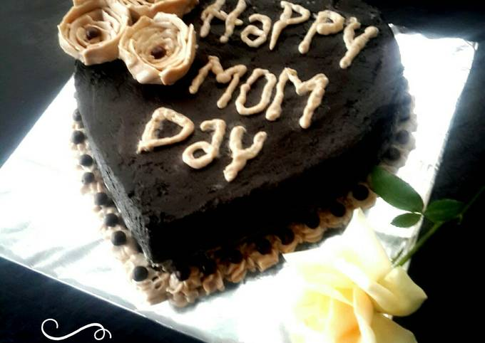 Resep Cake Spesial Mom Day Oleh Syahara Kitchen Cookpad