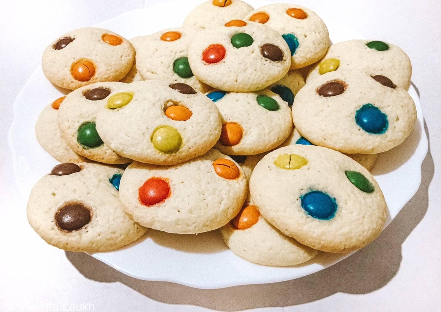 жрецы рецепт печенья ммдемс с фото классический вариант вручить