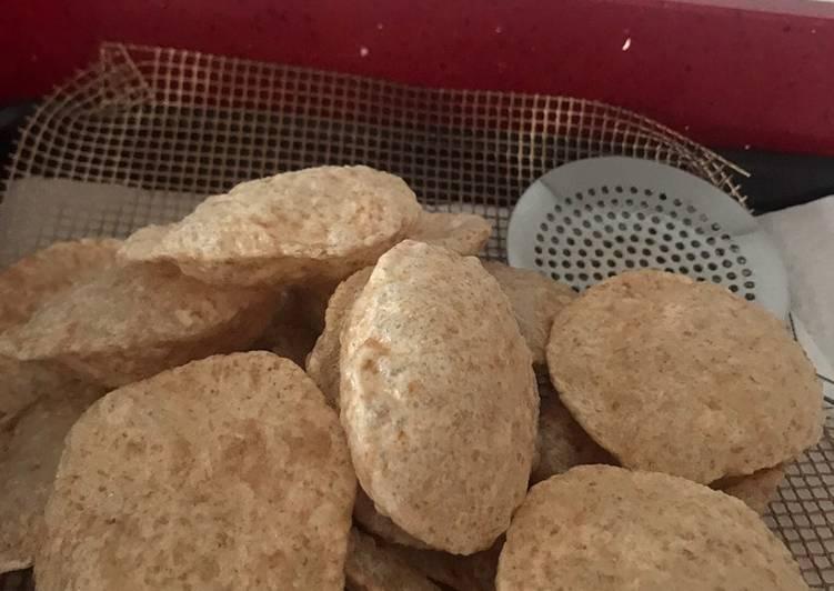 Recipe of Homemade Plain Puri