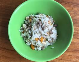 MPASI 1 Tahun Keatas Nasi Tim Daging Sapi dan Tempe