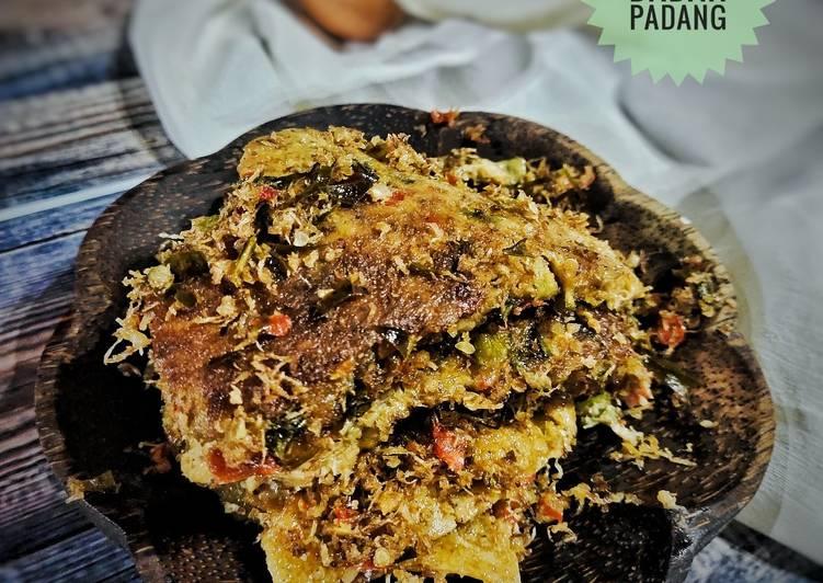 Telur/ Telor dadar Padang