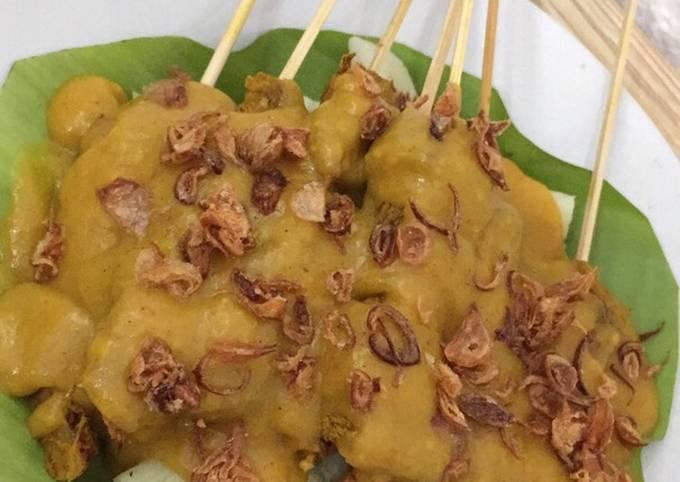 Resep Sate Padang, Lezat
