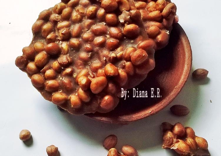 Resep Ampyang Kacang Gula Kacang Oleh Diana Endri Rosisca Cookpad