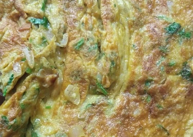 Omelette Bread