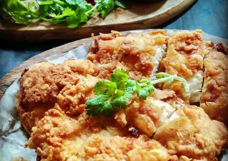 Ayam Goreng Bersama Sos Ala Thai - velavinkabakery.com