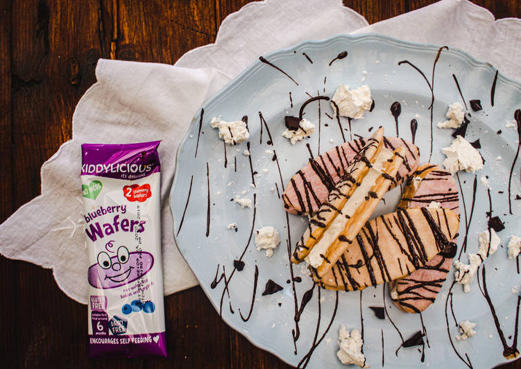 Recipe of Award-winning Kiddylicious sugar-free smores