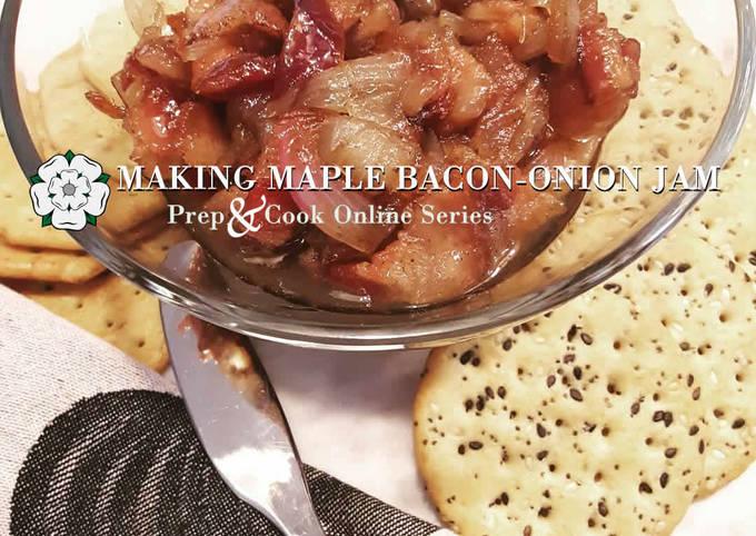 Maple Bacon-Onion Jam
