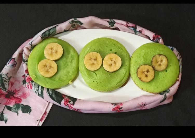 Kue Khamir topping pisang - cookandrecipe.com