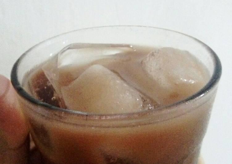 Simple Ice Milk Chocolate