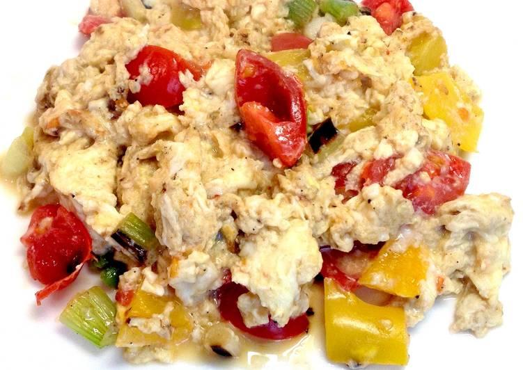 Spring Salad Scramble