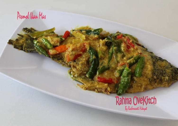 Resep Pesmol Ikan Mas oleh Rahma OveKitch - Cookpad