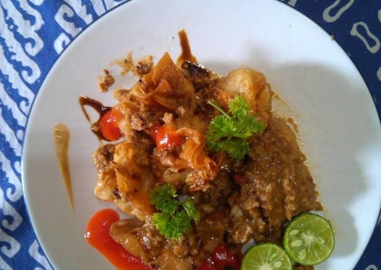 resep cara bikin Batagor Bandung
