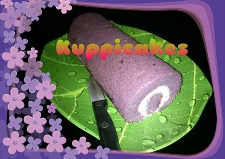 Talas roll cake