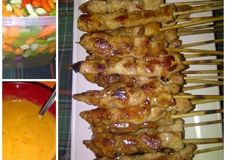 Resep Sate Ayam Madura Oleh Siswaty Elfin Bachtiar Cookpad