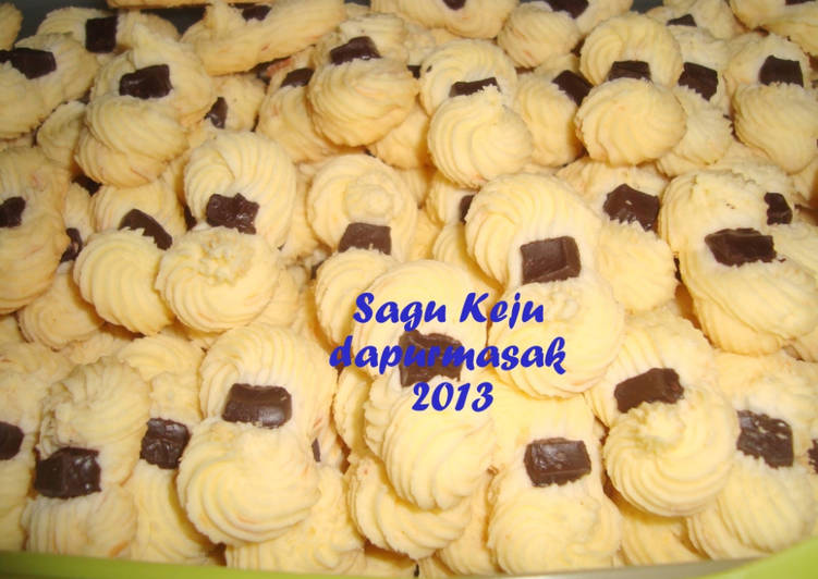 Sagu Keju - cookandrecipe.com