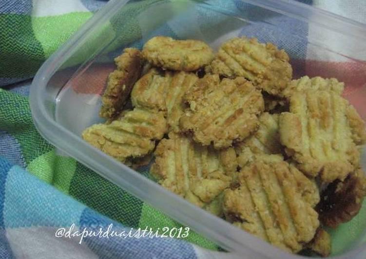 Resep Baby Oat Cookies Cemilan Bayi 8 Oleh Inggried Dwi