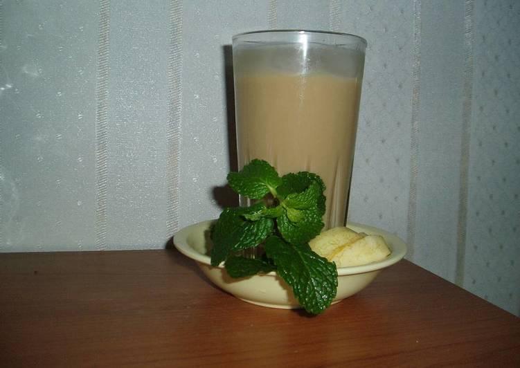 Honey Milk Tea -Hongkong Style