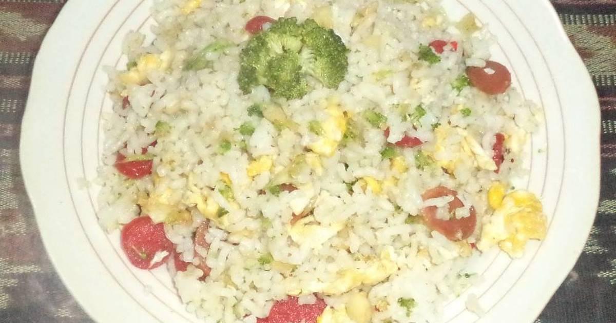 Resep NASI SEHAT oleh Dapur Dara - Cookpad