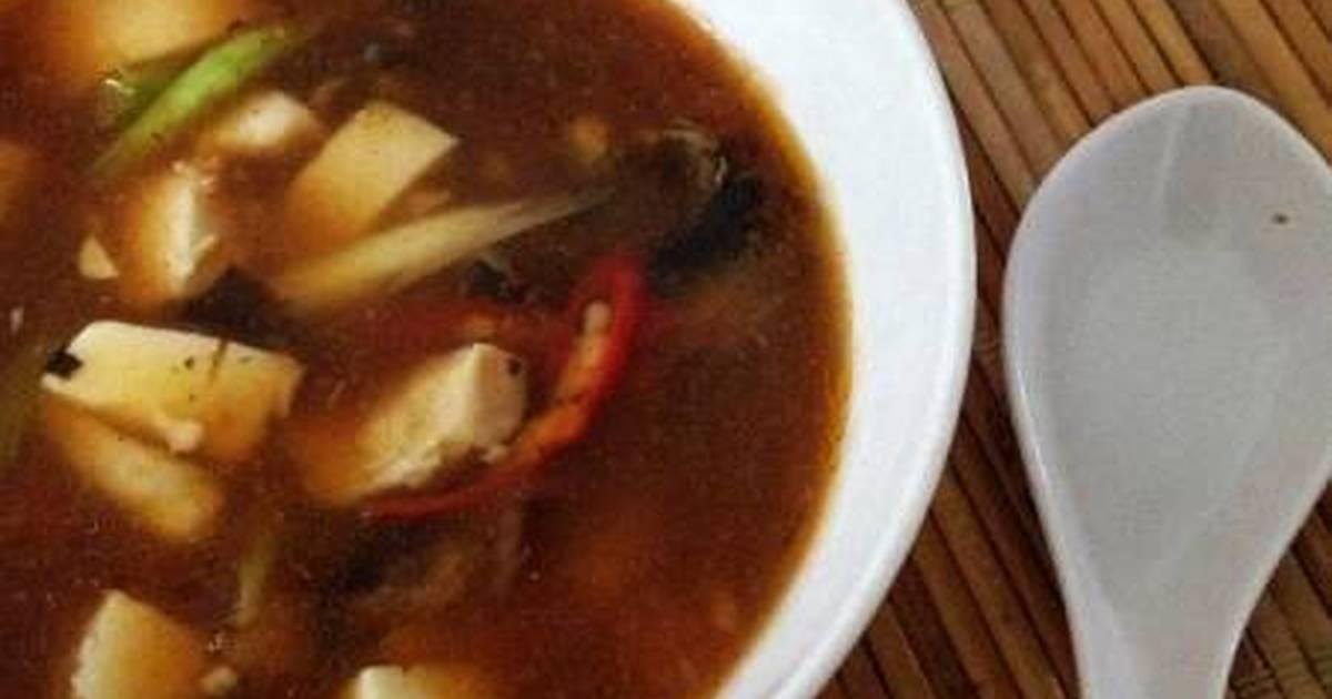Resep Sup Ayam Asam Manis Oleh Heshidayat Cookpad