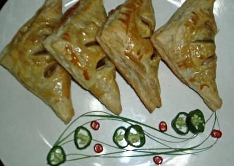 Kimchi Beef Bulgogi Pastry