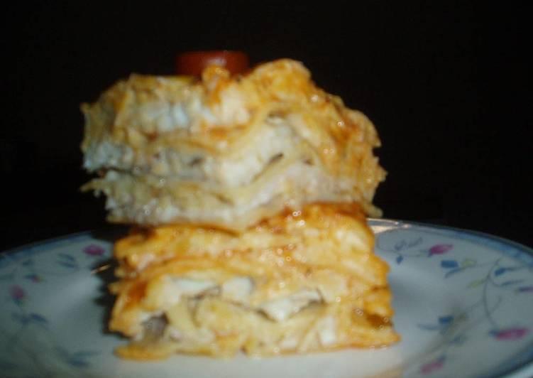 Lasagna Baronang
