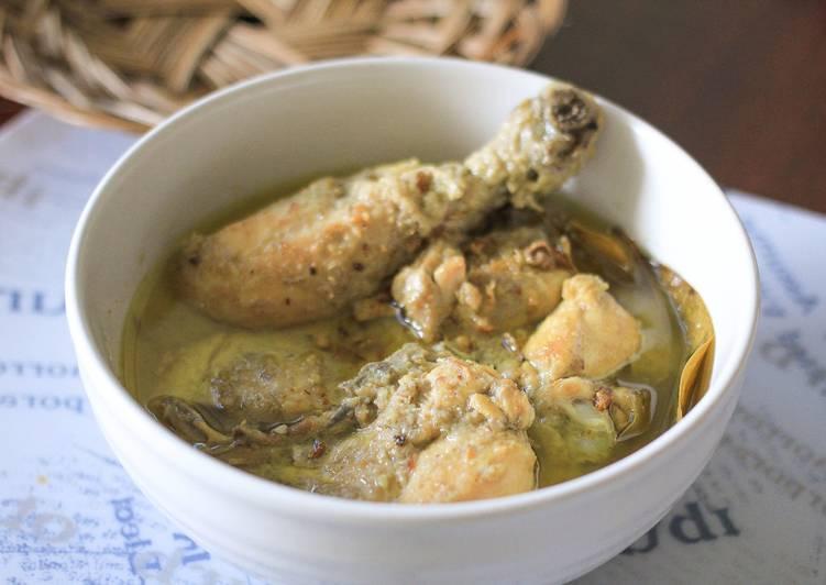Bagaimana Menyiapkan Opor Ayam Lebaran Spesial, Bikin Ngiler