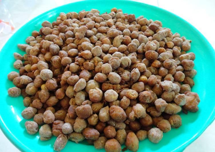Resep Kacang Telur Manis Gurih Oleh Diana Az Cookpad