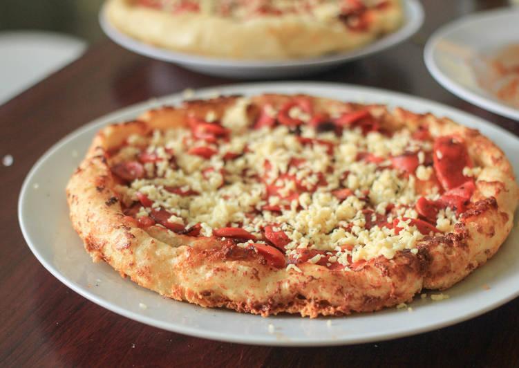 Pizza Enak dan Mudah