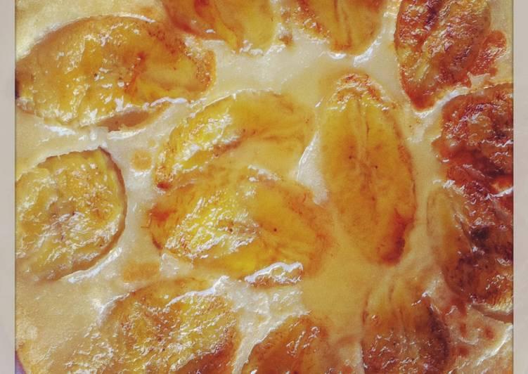 Panekuk Pisang (Banana Pancake)