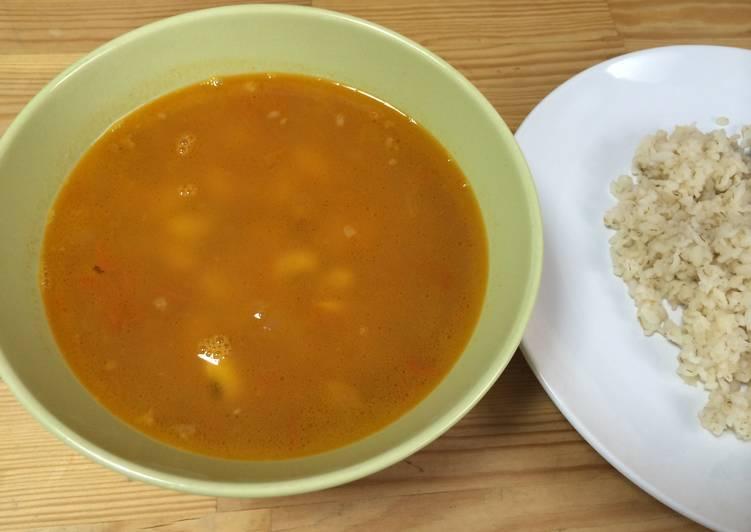 Resep Turkish Fasulye Soup Oleh Kika Cookpad