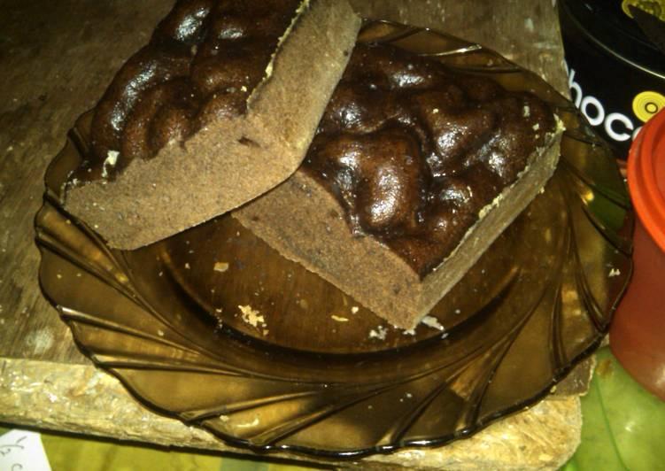 Resep Roti Kukus Kopi. (tanpa oven tanpa mixer) Bikin Laper
