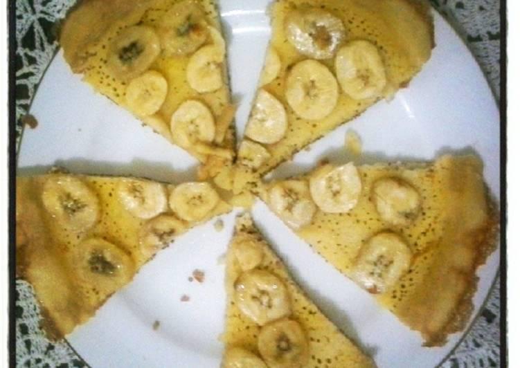 Martabak manis rasa pisang