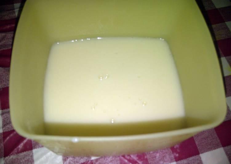 Resep Vla Puding Tanpa Telur oleh Siswaty Elfin Bachtiar - Cookpad