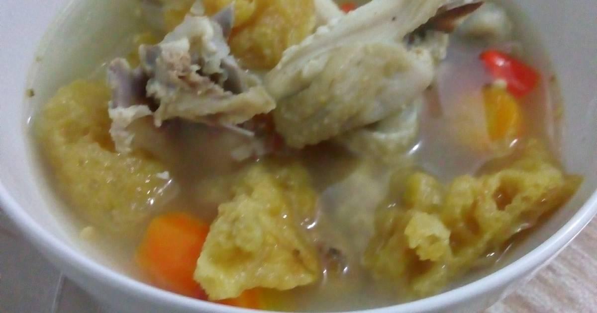 Resep Sup Hipio Oleh April Widjaja Cookpad