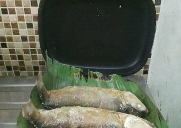 Bandeng isi ala ala sate bandeng khas Banten