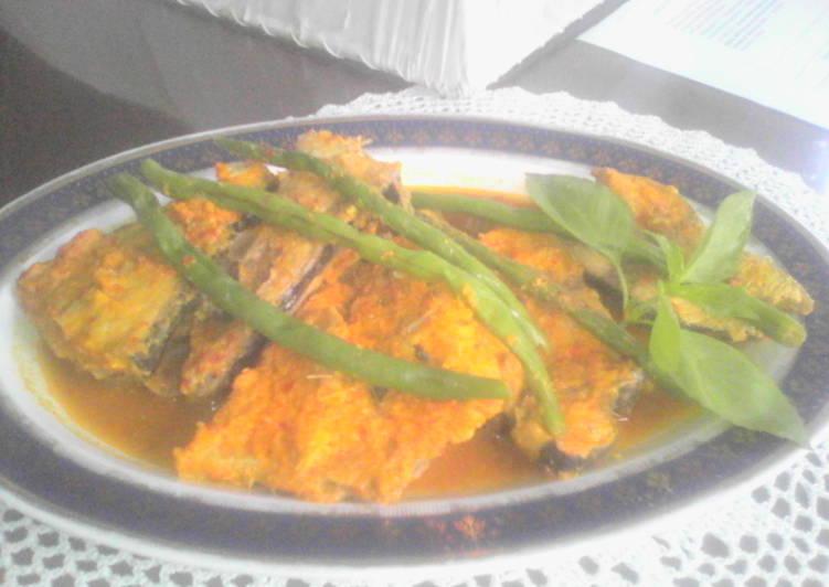 Resep Pangek Ikan Tongkol Oleh Dhesy Andrean Cookpad