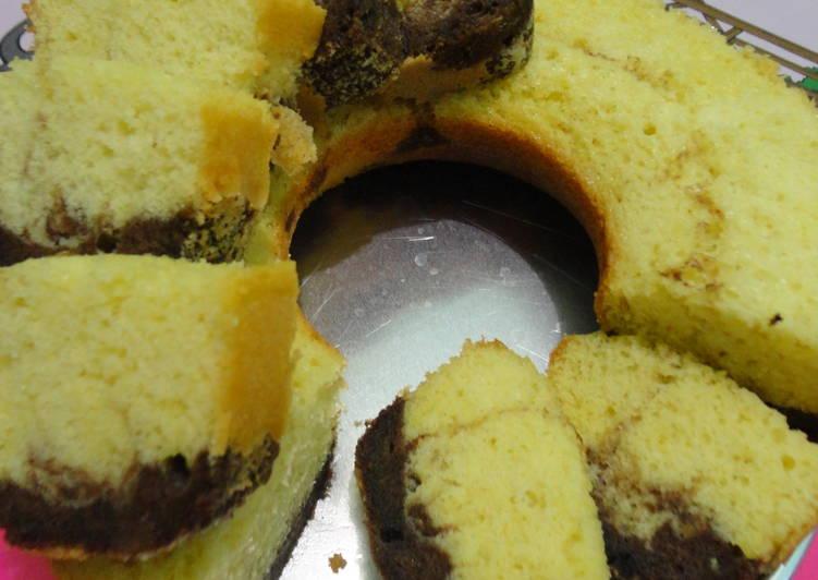 Resep Kue Bolu 10 Telur oleh diana az - Cookpad