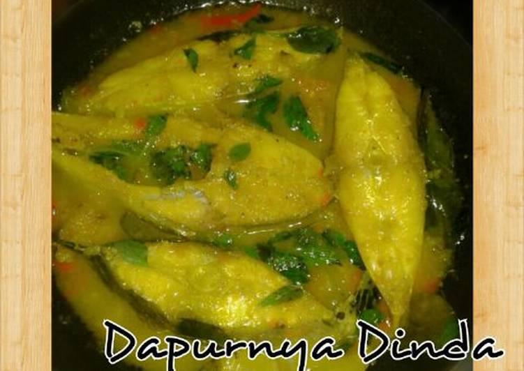 Resep Ikan Putihan Garang Asam Oleh Dapurnyadinda Cookpad